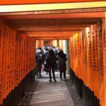 「京都:伏見稲荷」〜置手紙〜