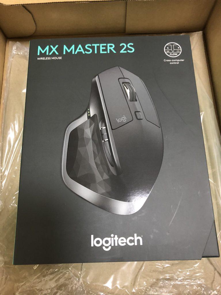 Logitech MX Master 2S
