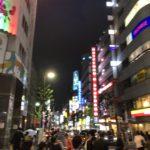 「新宿歌舞伎町」~置手紙~