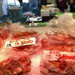 「赤一色の魚市場」〜置手紙〜