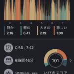 「いびき計測アプリ」〜置手紙〜